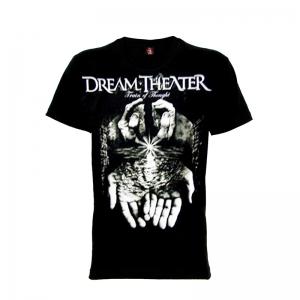 เสื้อยืด วง Dream Theater แขนสั้น แขนยาว S M L XL XXL [2]