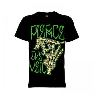 เสื้อยืด วง Pierce The Veil แขนสั้น แขนยาว S M L XL XXL [5]
