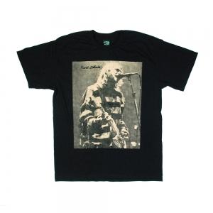 เสื้อยืด วง Nirvana แขนสั้น งาน Vintage ลายไม่ชัด ทุกขนาด S-XXL [Easyriders]