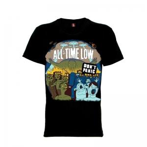 เสื้อยืด วง All Time Low แขนสั้น แขนยาว S M L XL XXL [3]