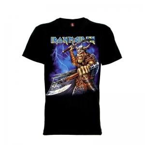 เสื้อยืด วง Iron Maiden แขนสั้น แขนยาว S M L XL XXL [26]