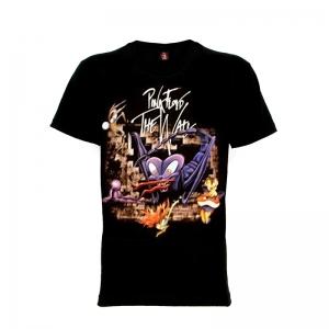 เสื้อยืด วง Pink Floyd แขนสั้น แขนยาว S M L XL XXL [7]