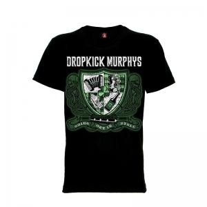 เสื้อยืด วง Dropkick Murphys แขนสั้น แขนยาว S M L XL XXL [3]