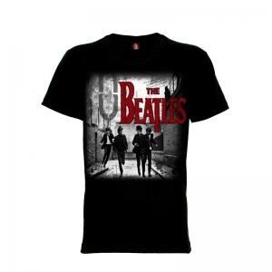 เสื้อยืด วง The Beatles แขนสั้น แขนยาว S M L XL XXL [9]