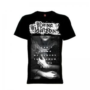 เสื้อยืด วง Bring Me The Horizon แขนสั้น แขนยาว S M L XL XXL [14]