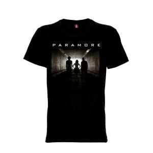 เสื้อยืด วง Paramore แขนสั้น แขนยาว สั่งได้ทุกขนาด S-XXL [Rock Yeah]