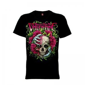 เสื้อยืด วง Bullet for My Valentine แขนสั้น แขนยาว S M L XL XXL [11]