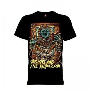 เสื้อยืด วง Bring Me The Horizon แขนสั้น แขนยาว S M L XL XXL [11]