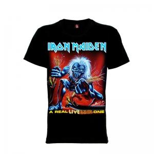 เสื้อยืด วง Iron Maiden แขนสั้น แขนยาว S M L XL XXL [28]