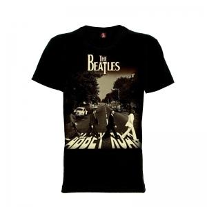 เสื้อยืด วง The Beatles แขนสั้น แขนยาว S M L XL XXL [7]