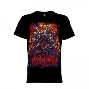 เสื้อยืด วง Bring Me The Horizon แขนสั้น แขนยาว S M L XL XXL [5]