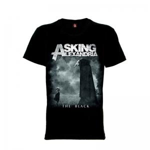 เสื้อยืด วง Asking Alexandria แขนสั้น แขนยาว S M L XL XXL [10]