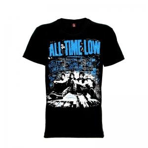 เสื้อยืด วง All Time Low แขนสั้น แขนยาว S M L XL XXL [1]