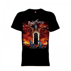 เสื้อยืด วง Pink Floyd แขนสั้น แขนยาว S M L XL XXL [3]