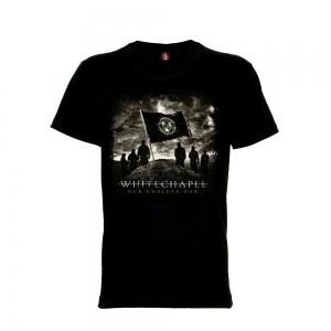 เสื้อยืด วง Whitechapel แขนสั้น แขนยาว สั่งได้ทุกขนาด S-XXL [Rock Yeah]