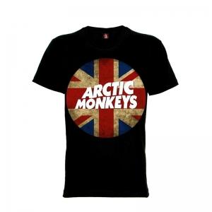 เสื้อยืด วง Arctic Monkeys แขนสั้น แขนยาว S M L XL XXL [1]