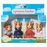 ซิลวาเนียน ครอบครัวหมาคอร์กี้ 4 ตัว (UK) Sylvanian Families Corgi Family