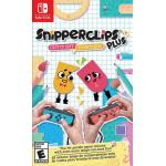Snipperclips Plus - Cut it out together