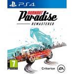 PS4- Burnout Paradise Remastered