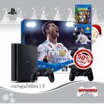 PS4 Slim 500GB FIFA18 Bundle DualShock 4 50%Off