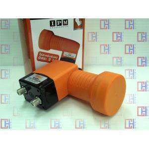 LNB IPM BLK201 Universal 2 port