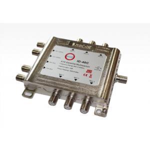 มัลติสวิซต์ 4x6 iDeasat รุ่น ID-46C + Adapter