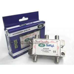 Splitter แยกสัญญาณ dBy 4204AP