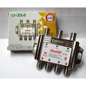 มัลติสวิซต์ 3X4 IDEASAT รุ่น ID-3X4