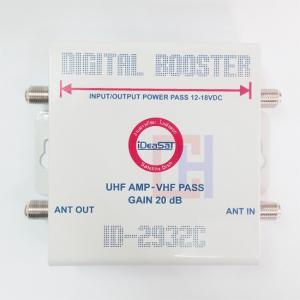 บูสเตอร์เสาดิจิตอลทีวี ID-2932C iDeasaT