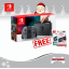 Nintendo Switch (Gray) + ฟิล์มกันรอย Screen Protector thumbnail 1