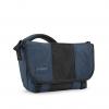 Timbuk2 กระเป๋าสะพายข้าง รุ่น Classic Messenger Bag Size M - Dusk Blue/Black