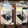 ฟิล์มกระจกเต็มจอถนอมสายตาขอบแข็ง Iphone 7/8 ดำ