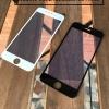 ฟิล์มกระจกเต็มจอถนอมสายตาขอบแข็ง Iphone6/6S สีดำ