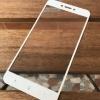 ฟิล์มกระจกเต็มจอ Xiaomi Redmi 5A สีขาว