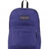JanSport กระเป๋าเป้ รุ่น Superbreak - Violet Purple