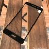 ฟิล์มกระจก Huawei Y6II เต็มจอ ขอบนิ่ม สีดำ