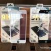 ฟิล์มกระจกเต็มจอถนอมสายตาขอบแข็ง Iphone6Plus/6S Plus สีขาว