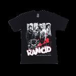 เสื้อยืด วง Rancid แขนสั้น สกรีนเฉพาะด้านหน้า สั่งได้ทุกขนาด S-XXL [NTS]