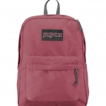 JanSport กระเป๋าเป้ รุ่น Black Label Superbreak - Sangria Pink