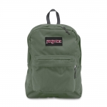 JanSport กระเป๋าเป้ รุ่น Black Label Superbreak - Muted Green