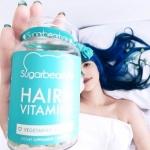 ( พร้อมส่ง ) Suger Bear Hair Vitamins