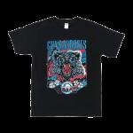 เสื้อยืดวง Guns N Roses ผ้า Gildan xS-3XL [Gildan]