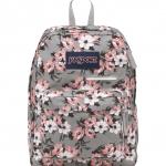 JanSport กระเป๋าเป้ JS00T50F0JB รุ่น Digibreak - Coral Sparkle Pretty Posey