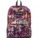 JanSport กระเป๋าเป้ รุ่น Right Pack Expressions - Multi Rainbow Garden Flock