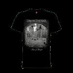 เสื้อยืด วง Dream Theater แขนสั้น แขนยาว สั่งได้ทุกขนาด S-XXL [Rock Yeah]