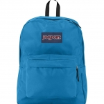 JanSport กระเป๋าเป้ รุ่น Superbreak - Blue Crest