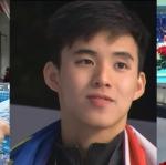 """เปิดภาพ """"Welson Sim"""" เจ้าของเหรียญทองว่ายน้ำชาย 400 เมตร ซีเกมส์ 2017"""