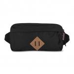 JanSport กระเป๋าเป้ T81B0BJ รุ่น Waisted - Black Ballistic Nylon