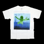 เสื้อยืดวง Nirvana ผ้า Gildan xS-3XL [Gildan]
