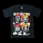 เสื้อยืด วง Red Hot Chili Peppers แขนสั้น สกรีนเฉพาะด้านหน้า สั่งได้ทุกขนาด S-XXL [NTS]